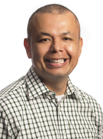 Mathematician Roberto Soto is co-leading a CSUF project to help students pursuing STEM degrees succeed in calculus courses. (Photo courtesy of Cal State Fullerton)