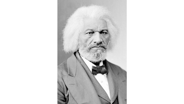 Frederick Douglass (Brady-Handy Photograph Collection in the Library of Congress's Prints and Photographs division)