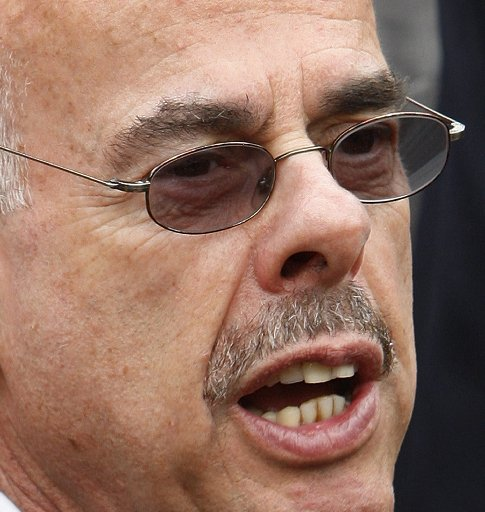 Former California Rep. Henry Waxman (AP file photo).