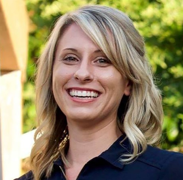Democrat Katie Hill is a candidate for the House of Representatives in District 25