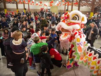 The Port of Los Angeles will celebrate the Year of the Dog at Crafted in San Pedro Feb. 10. (Photo courtesy Port of Los Angeles.)
