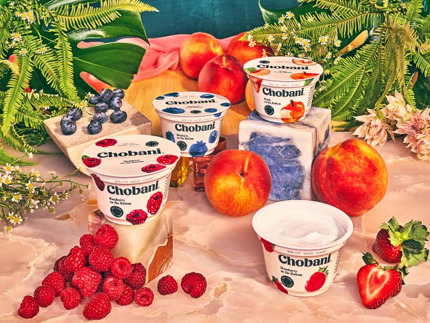 Enjoy a free yogurt product from Chobani by redeeming its online coupon by March 4. (Photo courtesy of Chobani).