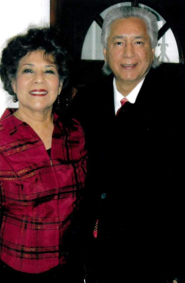 Michele and Raul Cornejo, of Highland, celebrated their 50th anniversary Jan. 13, 2018.  (Photo courtesy of Michele Cornejo)