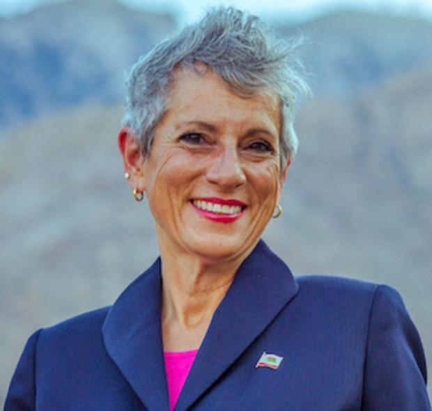 Democratic state Senate candidate Joy Silver (Courtesy photo).