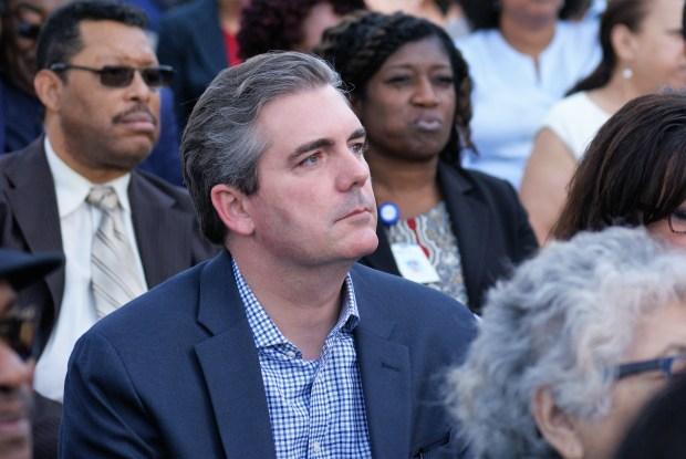 Marc Steinorth es el actual titular del Distrito 40. ALEJANDRO CANO/ESPECIAL PARA LA PRENSA
