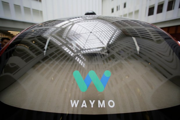 Waymo, the former Google self-driving car project, is testing autonomous big rigs hauling cargo in Atlanta. (AP Photo/Eric Risberg, File)