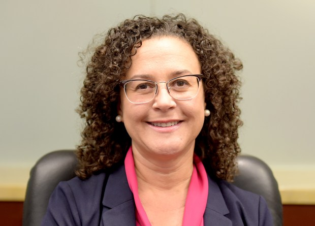 Tricia Robbins Kasson, candidate for the State Assembly Member, District 45 on Wednesday, March 21, 2018. (Photo by Dean Musgrove, Los Angeles Daily News/SCNG)