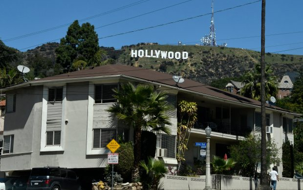 Community groups that sued to re-open the Beachwood Canyon access to a trail leading up to a view of the Hollywood Sign have lost a lawsuit. LA leaders and residents are weighing solutions for public access.(Photo by Gene Blevins/LA DailyNews/SCNG)