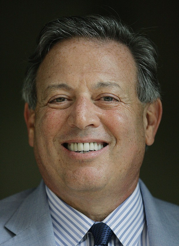 Riverside City Manager John A. Russo Tuesday in Riverside, June 30, 2015.