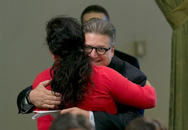 Bob Hertzberg embraces an active final term in California Legislature