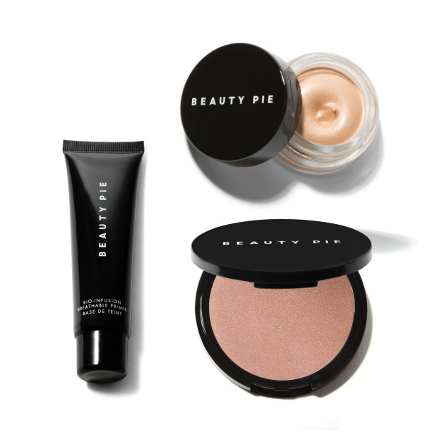 Beauty Pie cosmetics and beauty products are delivered directly to you.