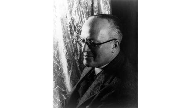 Hugh Walpole (Photo by Carl Van Vechten/Van Vechten Photographs collection at the Library of Congress)