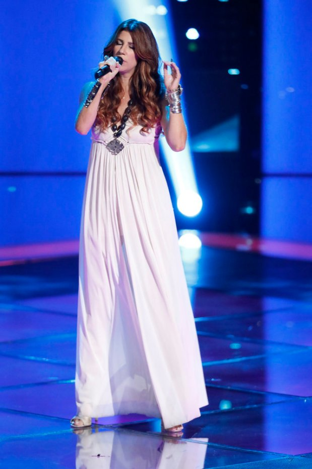 Shana Halligan -- (Photo by Tyler Golden/NBC)