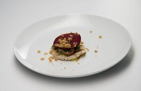 "Joe Sastos dish. Courtesy of ""Top Chef"")"