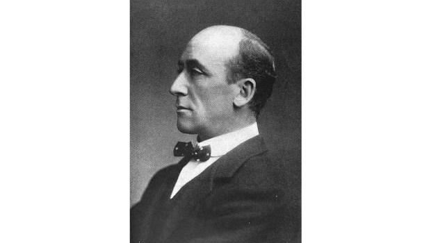 Algernon Blackwood (Photo public domain)