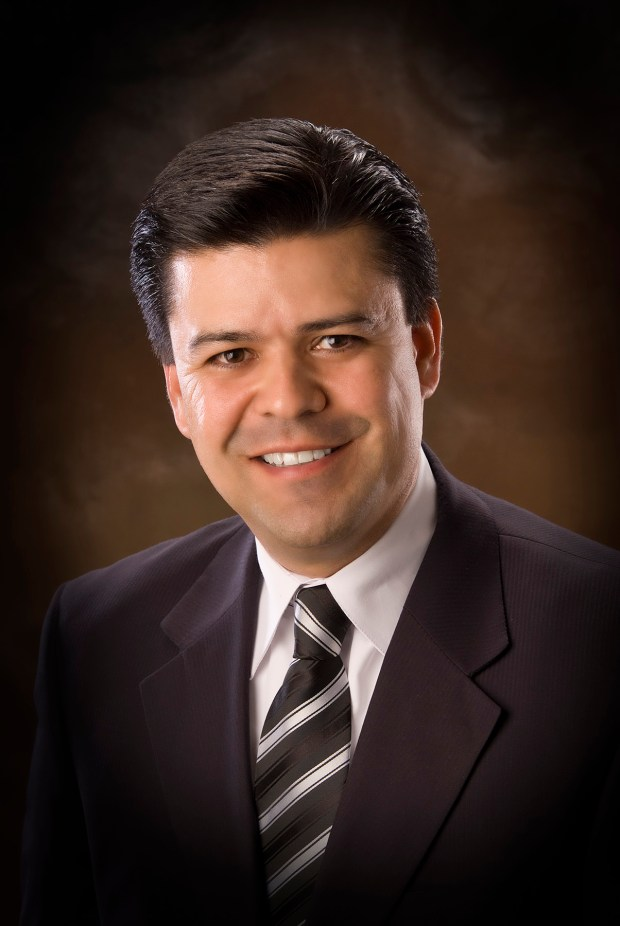 Pico Rivera city manager René Bobadilla