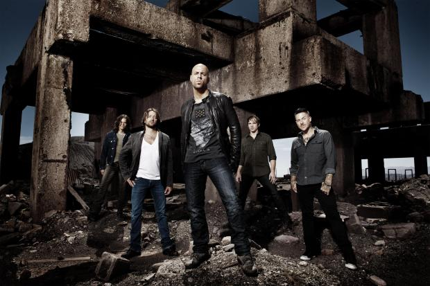 Daughtry will perform at Agua Caliente Casino Resort Spa over Memorial Day Weekend. (Courtesy of Daughtry)