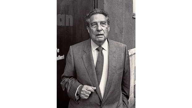 Octavio Paz, 1988. (Photo by Jonn Leffmann/public domain/Creative Commons Attribution 3.0 Unported)