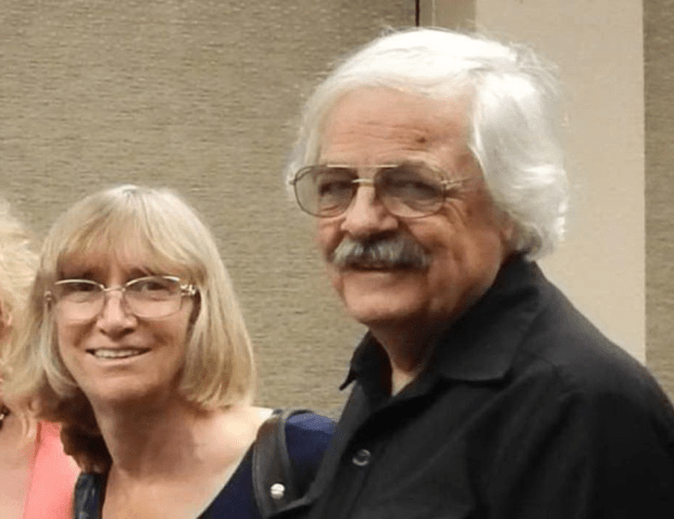 President of the La Verne Historical Society Galen Beery, right, and his wife Doris Beery were killed in a collision in October 2016 near Grants, New Mexico. FILE PHOTO.