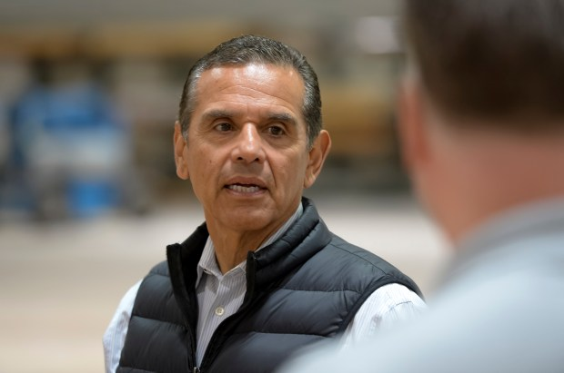 Gubernatorial candidate Antonio Villaraigosa. (Photo: David Crane, Los Angeles Daily News/SCNG)