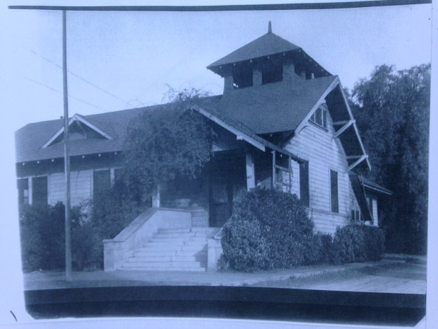 The historic Barton School House in Redlands will be the center of a reopening celebration on Feb. 19, 2018. (Courtesy photo)
