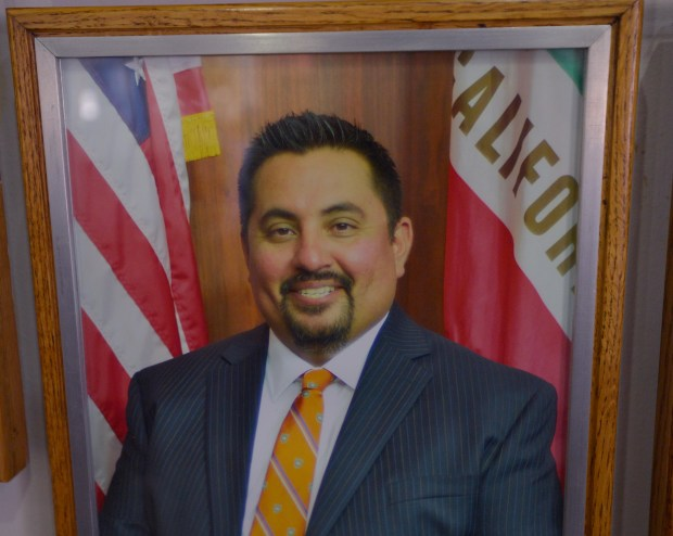Inglewood City Councilman Eloy Morales Jr. File photo.
