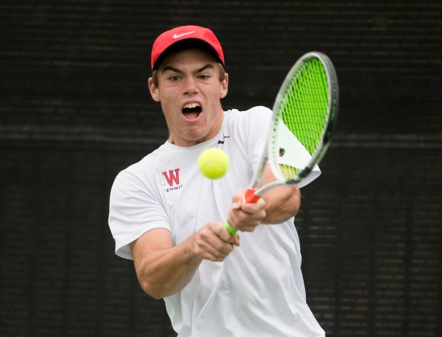 Stanley Morris leads 2018 Daily News All-Area boys tennis team