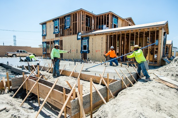 High housing costs ranked among the top concerns for Los Angeles County businesses in BizFed's latest poll. (Photo by Watchara Phomicinda, Inland Valley Daily Bulletin/SCNG)