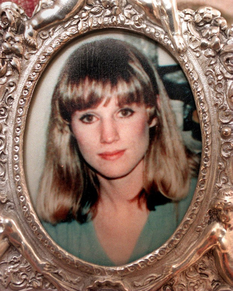 Genelle and Jack Reilley's favorite photograph of their daughter Robbin Brandley, who was killed in 1986. (Photo courtesy Jack and Genelle Reilley)
