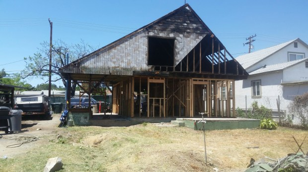 Rancho Cucamonga Veteran Gets Help With Fire Damaged House
