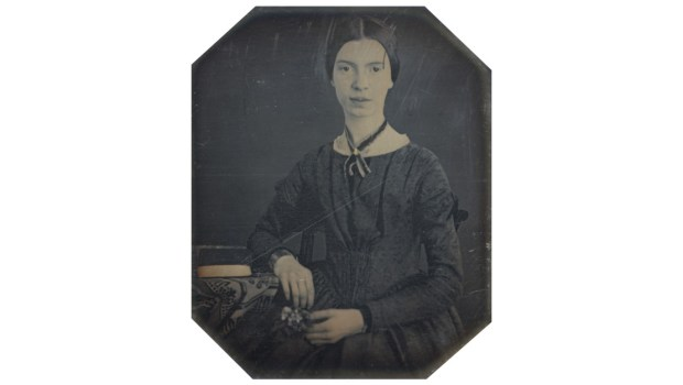 Emily Dickinson (Public domain)