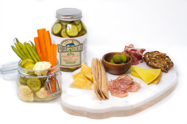Proper's Pickles (courtesy)