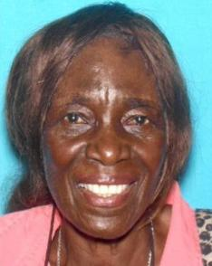 Ivy May Holden, 77, was last seen leaving her home in Carson for a dialysis treatment about 1:30 p.m., June 12. (Courtesy of Los Angeles County Sheriff's Department)