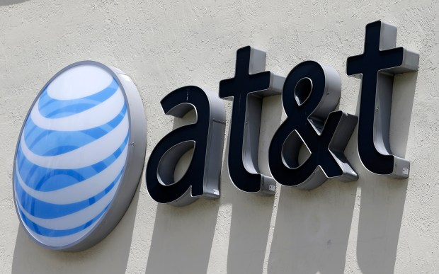 AT&T is joining Verizon in pledging to end sales of phone location data to brokers. The practice has drawn criticism from privacy advocates who say users often don't know their data has been sold. (AP Photo/Alan Diaz, File)