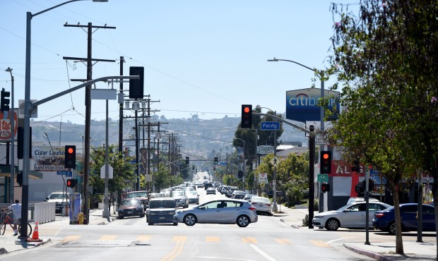 A section including this area of Pacific Avenue and 9th Street in San Pedro was dubbed Historic Little Italy on Wednesday, June 27, 2018 by the Los Angeles its Council. (Photo by Brittany Murray, Press Telegram/SCNG)