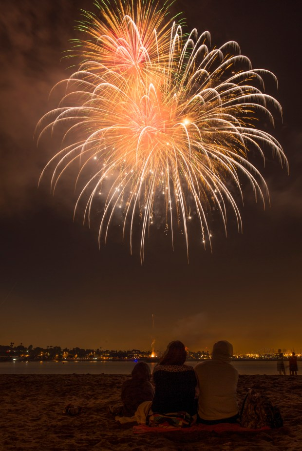 San Pedro's plans for an alternative, drive-in fireworks show are off