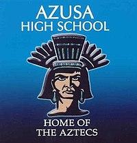 Azusa High School logo.