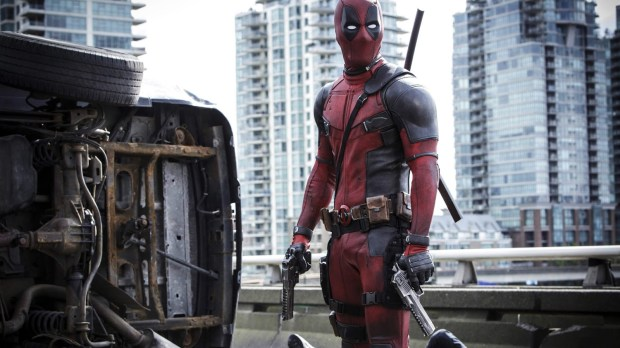 "A Fresno man is expected to plead guilty Thursday, June 14, 2018, to federal charges related to his uploading the movie ""Deadpool"" to Facebook eight days after its February 2016 release. (Courtesy photo of ""Deadpool"")"