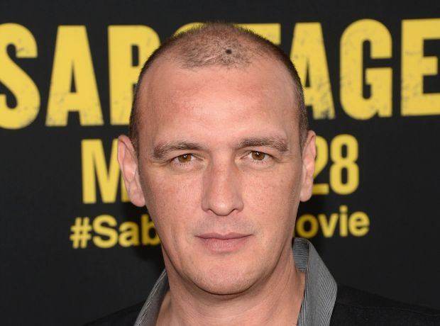 "Actor Alan O'Neill, known for his role on ""Sons of Anarchy,"" was found dead Wednesday, June 6, 2018, in the hallway of his Los Angeles apartment. He was 47. (2014 photo by Jason Kempin/Getty Images)"