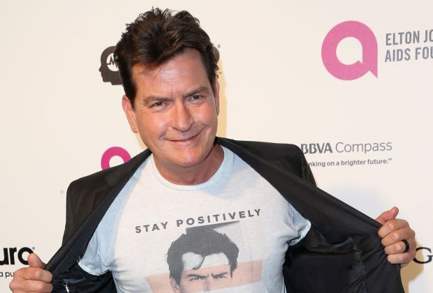 Charlie Sheen (2016 photo by Frederick M. Brown/Getty Images)