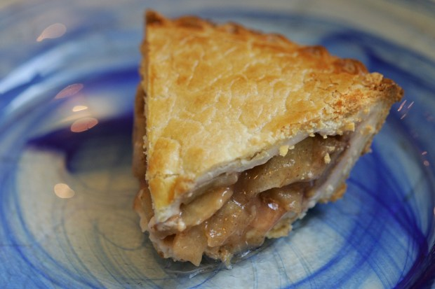 Apple pie is a delicious finale for any July 4th meal. (File photo)