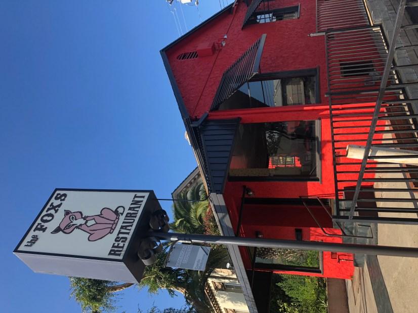 Fox's Restaurant in Altadena reopened on June 5, 2018 under new management. (photo by Jocelyn Webb Pedersen)
