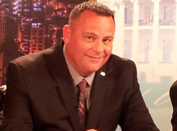 Murrieta Mayor and Riverside County GOP Chairman Jonathan Ingram (File photo).