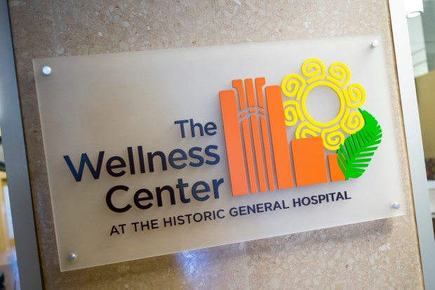 With the emergency room at County USC being one of the busiest in the state, the hospital has opened The Wellness Center at the old hospital site to promote healthy living. (Photo by David Crane, Los Angeles Daily News/SCNG)