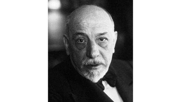 Luigi Pirandello, 1932. (Bibliotheque nationale de France/public domain)