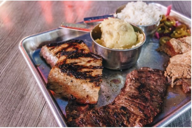 Grasslands Meat Market in Anaheim is celebrating its one-year anniversary. (Photo courtesy of Grasslands Meat Market).