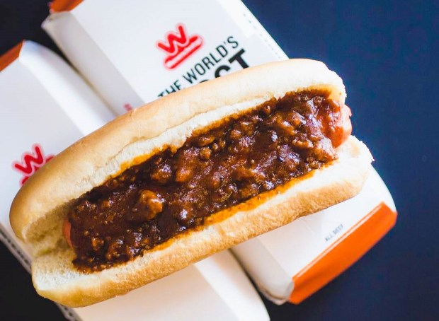 Wienerschnitzel is giving guests the gift on its 57th birthday July 10. (Photo courtesy of Wienerschnitzel).
