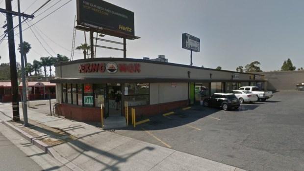 Peking Wok on Roscoe Boulevard in Northridge. (Google Street View)