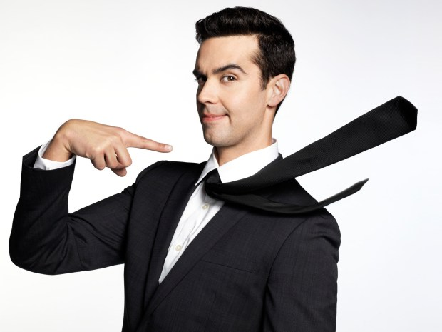 "Comedian and magician Michael Carbonaro, from TV show ""The Carbonaro Effect, brings his live show to Agua Caliente Casino Resort Spa on Friday, June 15. (Courtesy of Michael Carbonaro)"