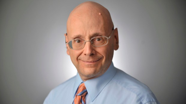 Gerald Fischman, was Opinion Page editor and a member of the Capital Gazette Editorial Board. (The Baltimore Sun via AP)